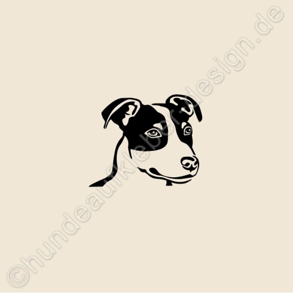 hundeaufkleber shop jack russell aufkleber hunderassen. Black Bedroom Furniture Sets. Home Design Ideas